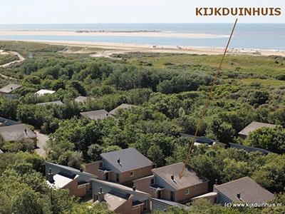 Kijkduinhuis 188 vlakbij strand en zee; 139 is zelfs nog dichterbij!